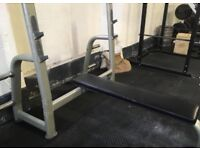 Commercial Bench Press