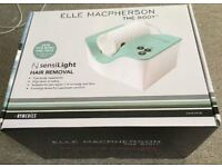 BRAND NEW Elle Macpherson FULL BODY IPL HAIR REMOVAL FOR ALL SKIN TYPE DO IT YOURSELF STARTER KIT