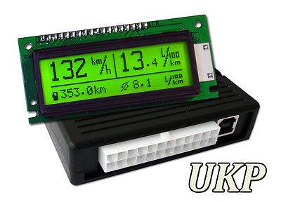 Universal Trip Computer (UTCOMP) - FUEL METER GAUGE, AFR & BOOST, MPG and more!