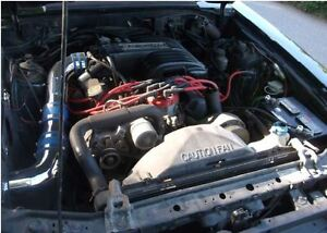 1987 Ford Mustang GT Hatchback - No E-Test Peterborough Peterborough Area image 2