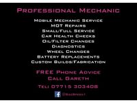 Professional Mechanic in Bristol