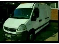 Vauxhall Movano 2.5 lwb PX smaller van can ad up £1000