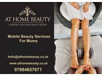 At Home Beauty - Pamper Time Ladies?