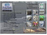 Bulk bags/ Aggregrates/Garden stone / Paving Slabs/ Compost/Coal/blocks