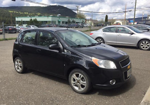 REDUCED 2010 Chevrolet Aveo LS Hatchback