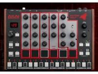 Akai Rhythm Wolf analogue drum machine
