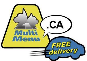 Multi Menu - Your pet food store at your doorstep - FREE SAMPLE AVAILABLE
