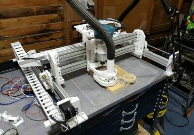 3d Printer Cnc Machine - Drawings And Assembly Drawings Only Diy