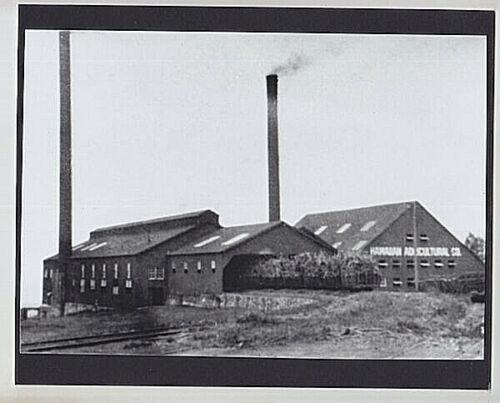 RARE PAHALA MILL, BIG ISLAND 1930