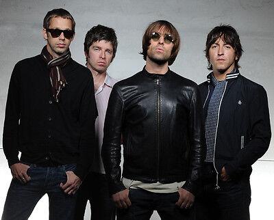 Noel And Liam Gallagher  Paul Arthurs   Paul Mcguigan Photo   D1262   Oasis
