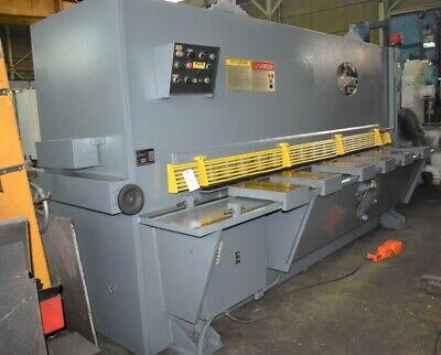 10 X 12 Atlantic Hds Hydraulic Power Squaring Shear - 28733
