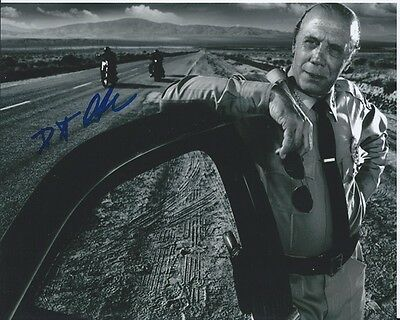 Dayton Callie Sons Of Anarchy Autographed 8X10 Photo With Coa By Cha