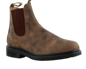 Blundstone Chisel Toe Brown Boot - AUS 4/US 7