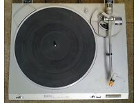 Vintage Technics Stereo System.