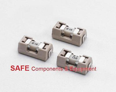 Littelfuse 0154.750 750ma Fast Nano Fuse Holder Qty-1 125v Surface Smd C42-09