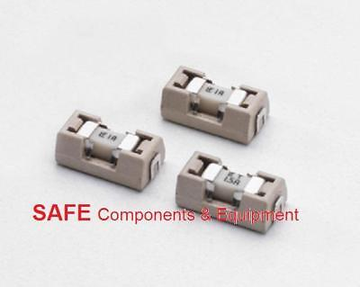 Littelfuse 0154001 1.0a Fast Nano Fuse Holder Qty-1 125v Surface Smd C42-11