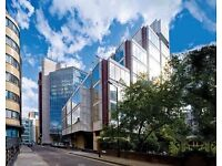 Office space in London E1 | From £80 per person p/w - No Agency Fees