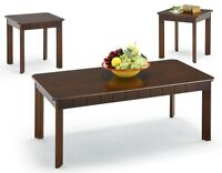 CLEAROUT ON ALL COFFEE TABLE SETS!!--AMAZING DEALS!!