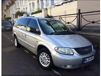 Chrysler Grand Voyager Limited 2004