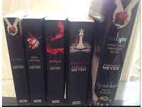 Twilight full collection