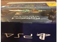 Brand New PlayStation 4 500GB with Ratchet & Clank Game