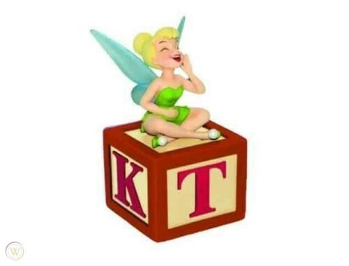 Disney Tinker Bell Tinkerbell Memento Box Collectible Unopened - Free Shipping