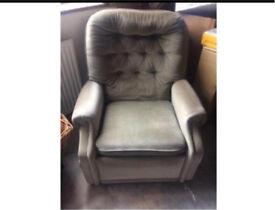 Arm chair & 3 seater sofa