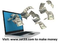 Money to be made from home. Only limited spots. Get $200 sign up bonus.