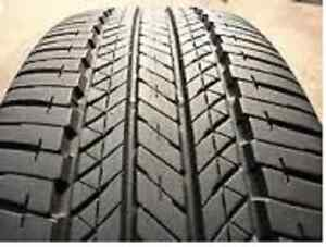 245/50R20 Set of 2 Vrigestopne Used Free Inst.&Bal.75%Tread Left