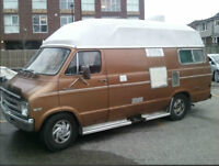 1976 Dodge Campervan