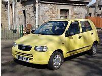 Suzuki Alto Forsale spares or repairs