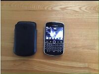 Blackberry bold 9900- UNLOCKED