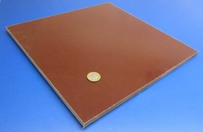 Garolite Micarta Canvas Phenolic Ce Sheet .375 38 Thick X 12 X 12
