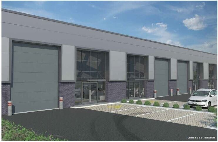 Business units for sale / investment opportunity / buy to let - Warehouse  and office space   in Ribbleton, Lancashire   Gumtree