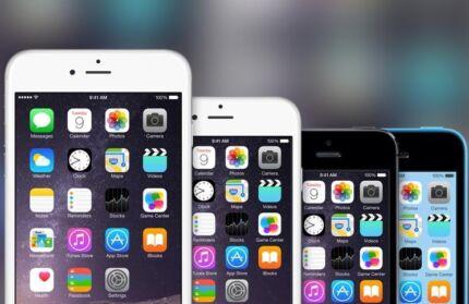 iPhone 4, 4s, 5s, 6, 6s & 7 Plus