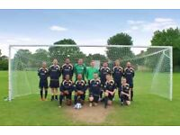 18+ Football players wanted for Saturdays afternoons to join Men's league in isleworth