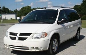 2007 dodge caravan ( safety and e-tested )