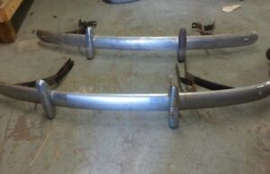 Wanted! 1940 ford bumpers and 1939 bumperettes