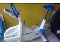 Exercise Bike - Monark Cardio Care