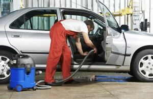 Part time/Contract Auto Detailer Required