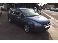 2007 FORD FOCUS 1.6 -- AUTOMATIC -- EXCELLENT RUNNER -- LONG MOT TAX -- BARGAIN