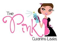 The Pink Cleaning Ladies
