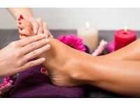 Want your feet to feel refreshed and full of life again? Deluxe Pedicures only £20!