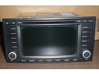 VW Radio wanted - 2 DIN for Touareg 2004