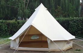 Brand New 5 Meter Bell Tent For Sale