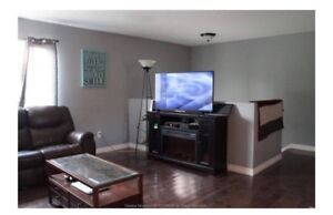 2015 3 bedroom house for rent with garage!