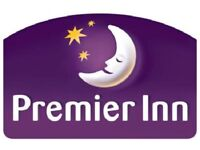 Premier Inn - family room 4 Heaton Park,Manchester Fri.,1st Dec incl unlimited breakfast