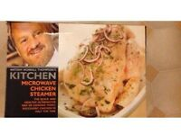 Antony Worrall Thompson's Kitchen Microwave Chicken Steamer