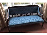 Beautiful Antique (1900's) Bench/Sofa