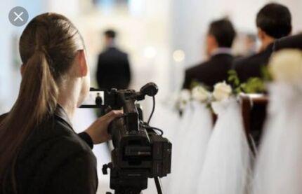 Wedding videography $500